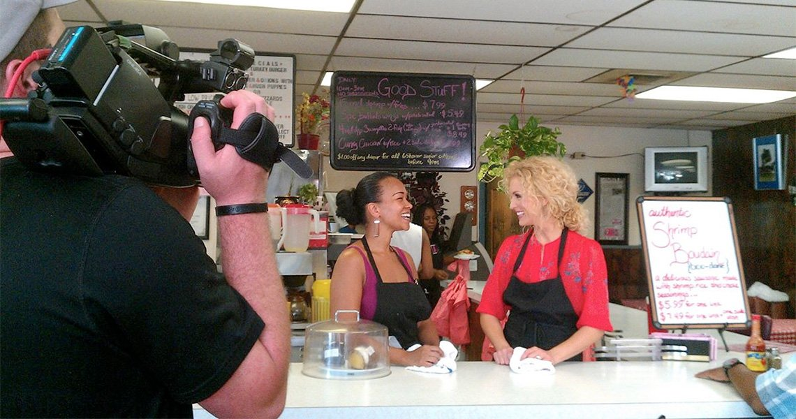 Behind the Scenes with Kimberly's Simply Southern on Great American Country