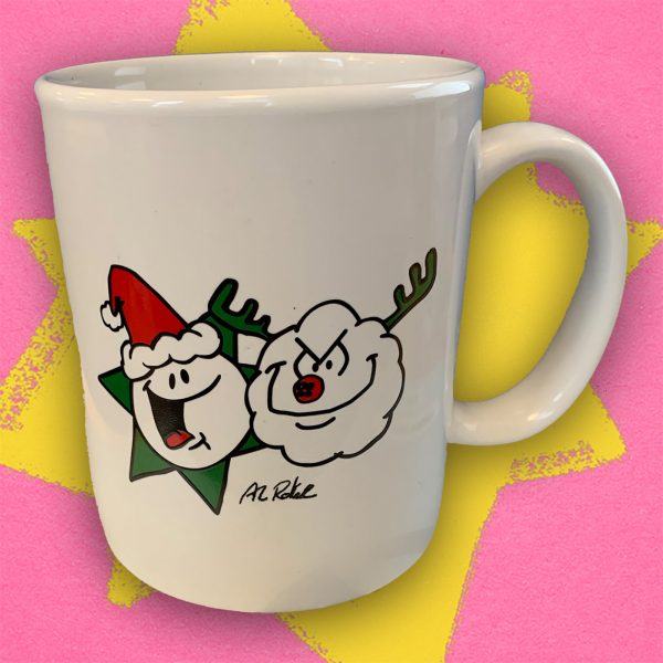 Al Roker Christmas Coffee Mug