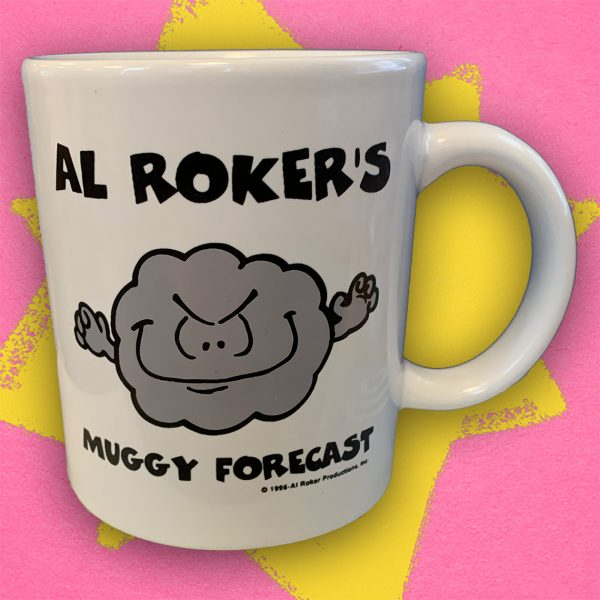 Al Roker Muggy Coffee Mug