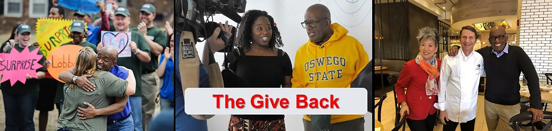 The Give Back from Al Roker Entertainment
