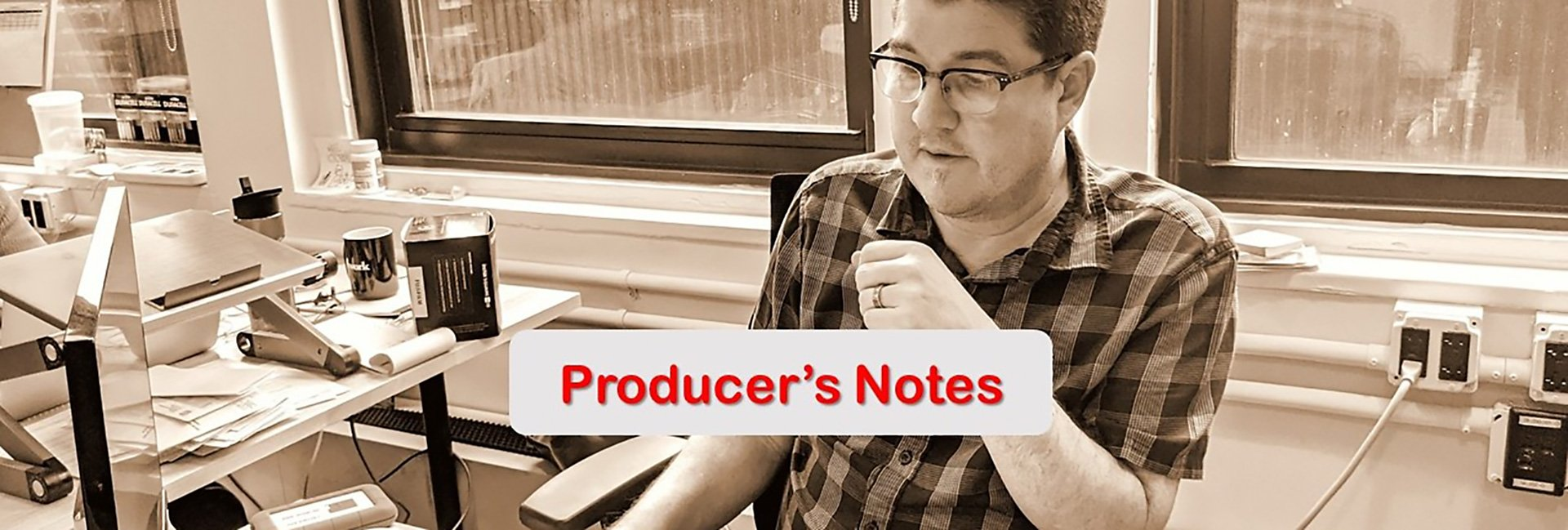 Producers Notes from Al Roker Entertainment