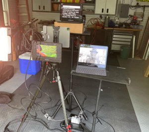 Garage Studio of Al Roker
