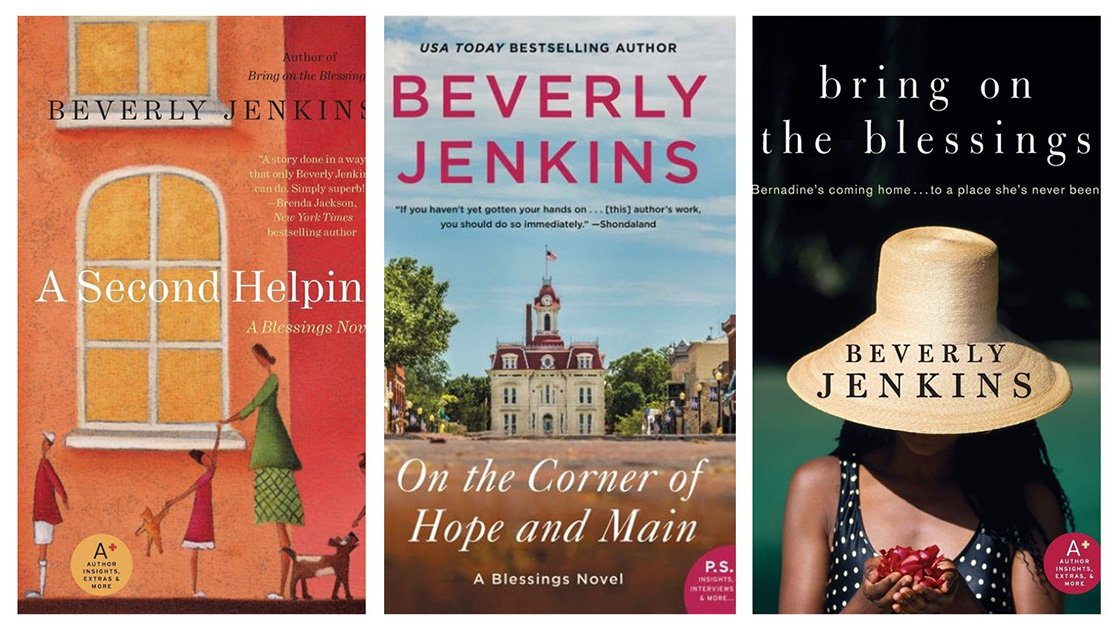Beverly Jenkins Books